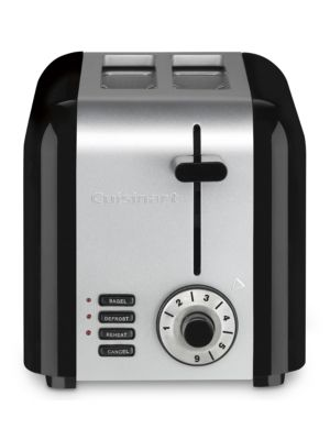 2-Slice Compact Stainless Toaster photo