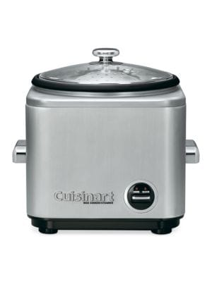 Stainless Steel Rice Cooker CRC800  8 Cup