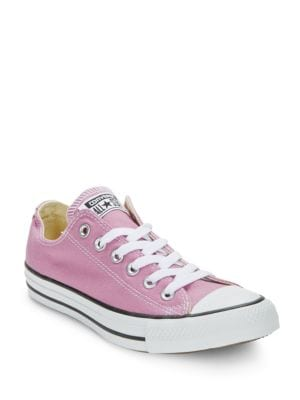 Unisex Core Converse All-Star Low-Top Lace-Up Sneakers by Converse