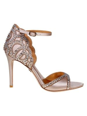 Roxy Embellished Pumps by Badgley Mischka