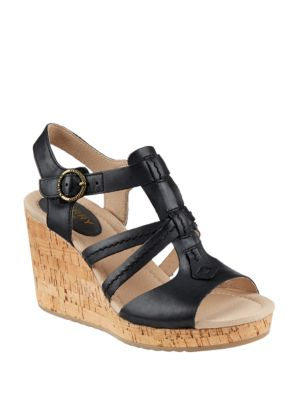 Dawn Day Wedge Sandals by Sperry