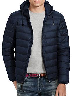d7c4e9fd0401 Polo Ralph Lauren. Packable Down Jacket.  198.50 Now  148.87