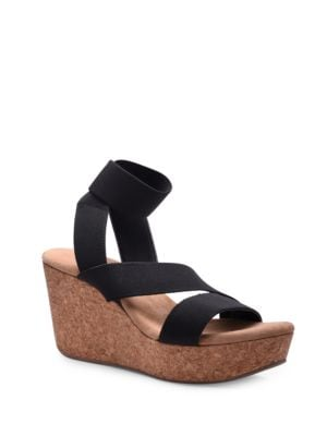 Gavin Wedge Sandals by Splendid