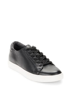 Kam Leather Lace-Up Sneakers by Kenneth Cole New York