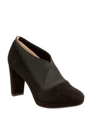 Kendra Suede Shootie by Clarks