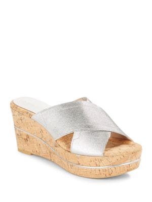 Dani Me Platform Sandals by Donald J Pliner
