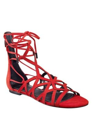 Cody Suede Gladiator Sandals by KENDALL + KYLIE