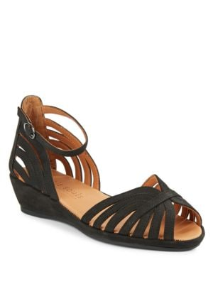 Leah Wedge Sandals by Gentle Souls