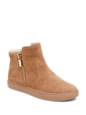 Kiera Suede Booties by Kenneth Cole New York