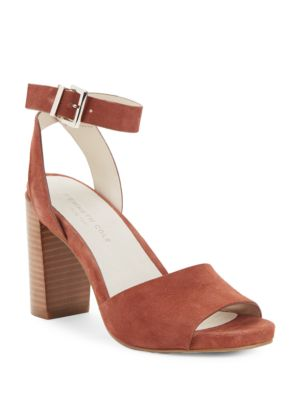 Toren Suede Sandals by Kenneth Cole New York