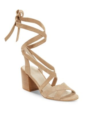 Victoria Suede Sandals by Kenneth Cole New York