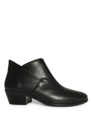 Sadie Leather Ankle Boots by Jack Rogers