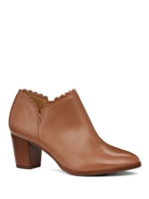 Marianne Faux Leather Bootie by Jack Rogers