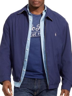 Bi-Swing Windbreaker by Polo Ralph Lauren