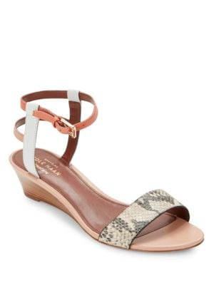 Ayana Demi-Wedge Sandals by Cole Haan