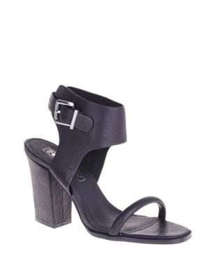 Mario Leather Sandals by Sol Sana