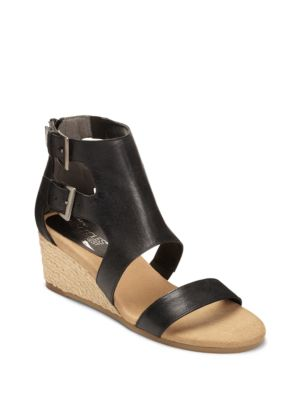 Cyperspace Wedge Sandals by Aerosoles