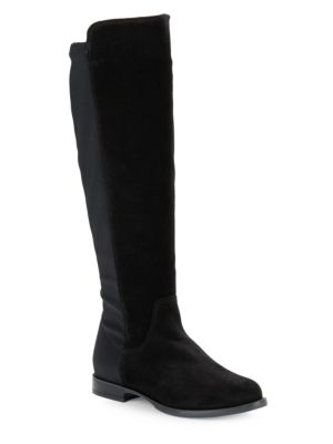 Lilly Suede Boots by La Canadienne