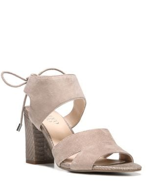 Gem Suede Sandals by Franco Sarto