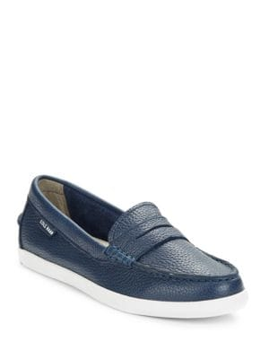 Pinch Weekender Leather Loafers by Cole Haan