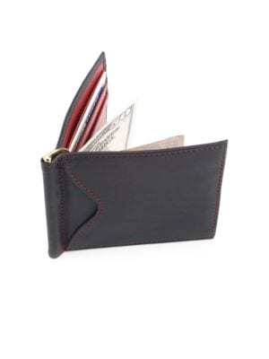 Leather Credit Card Wallet by Royce