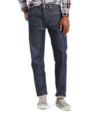 Big & Tall 501 Rigid Still Jeans by Levi's