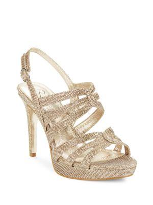 Anita Platform Sandal Heels by Adrianna Papell