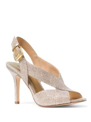 Becky Glitter Sandals by MICHAEL MICHAEL KORS