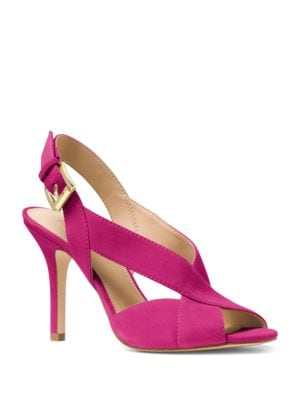 Becky Suede Sandals by MICHAEL MICHAEL KORS