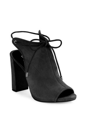 Darla Suede Sandals by Kenneth Cole New York
