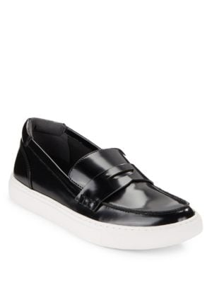 Kacey Patent Leather Loafers by Kenneth Cole New York