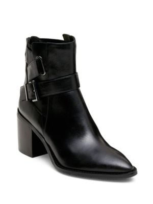 Quincie Leather Ankle Boots by Kenneth Cole New York