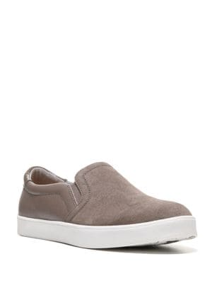 Original Scout Suede and Leather Sneakers by Dr. Scholl's
