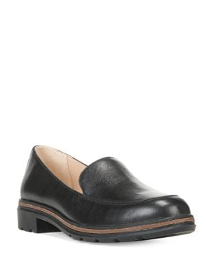 Buy Hollie Leather Loafers by Dr. Scholl's online