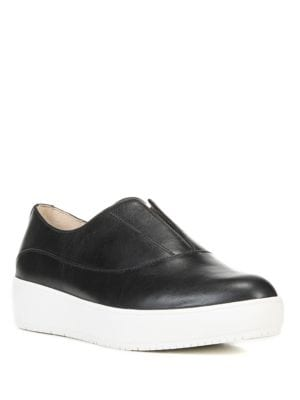 Blakely Leather Slip-On Sneakers by Dr. Scholl's