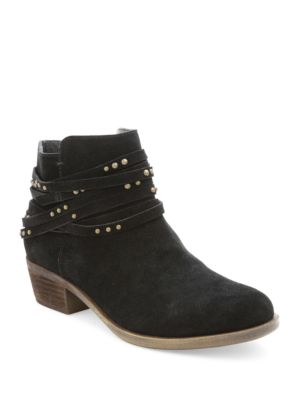 Gilberto Suede Ankle Boots by Kensie