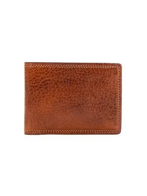 Small Bi-Fold Wallet by Bosca