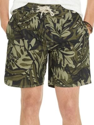Palm Island Printed Swim Trunks by Polo Ralph Lauren