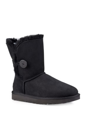 Classic Bailey Short Button Boots by UGG