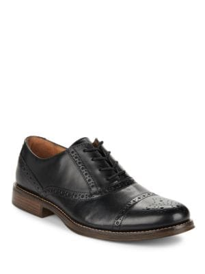 Woolfe Perforated Cap-Toe...
