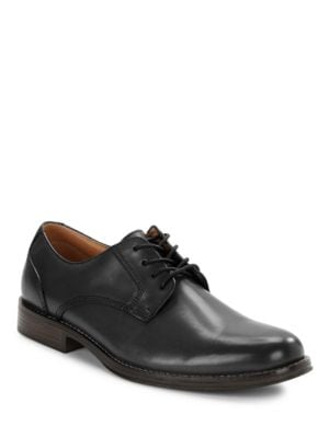 Hughes Leather Oxfords...