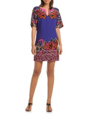 Photo of Trina Turk Printed Carnival Dress