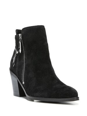 Bianca Suede Ankle Boots by Fergie
