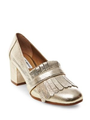 Kate Square Toe Loafers by Steve Madden