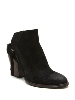 Holden Suede Booties by Dolce Vita