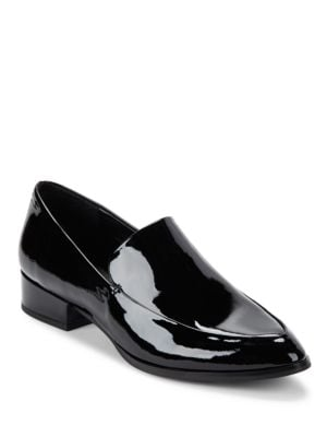 Verona Patent Leather Loafers by 424 Fifth