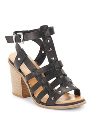 Scout it Out Cage Sandal Heels by Seychelles