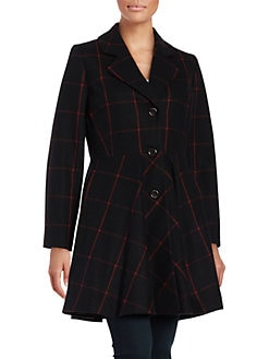Women's Wool Coats: Black Wool Coats & More | Lord & Taylor