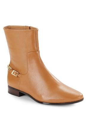 Buy Finius Tumbled Ankle Boots by Calvin Klein online