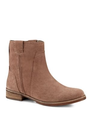 Ruty Leather Ankle Boots by Vince Camuto